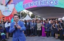 Inaugura alcalde Raúl Camacho, Feria Tradicional Pachuquilla 2018 y presenta letras monumentales2