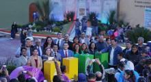 Inaugura alcalde Raúl Camacho, Feria Tradicional Pachuquilla 2018 y presenta letras monumentales5