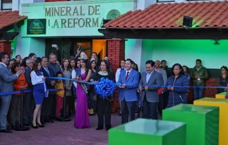 Inaugura alcalde Raúl Camacho, Feria Tradicional Pachuquilla 2018 y presenta letras monumentales6
