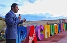 Inaugura alcalde Raúl Camacho, Feria Tradicional Pachuquilla 2018 y presenta letras monumentales7