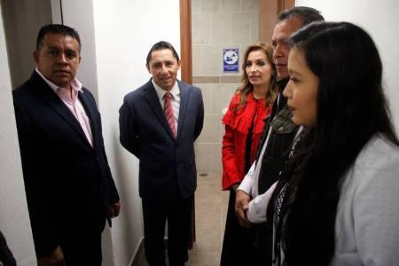 Inaugura Raúl Camacho el sexto dispensario médico en Mineral de la Reforma1.jpg