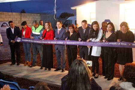 Inaugura Raúl Camacho el sexto dispensario médico en Mineral de la Reforma2
