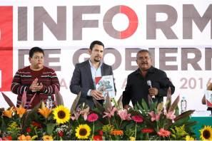 Indicadores reflejan resultados favorables en la administración de Omar Fayad, Israel Félix