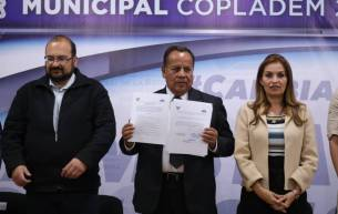 Informan avances del Plan de Desarrollo Municipal de Mineral de la Reforma durante 2da Sesión de COPLADEM 4