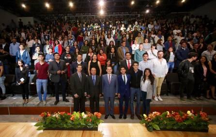 Inicia primer Ciclo de Conferencias de Garzamun 20181