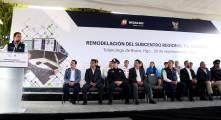 Innovación tecnológica y trabajo de inteligencia, fortalecen seguridad en Hidalgo a través de C5i1