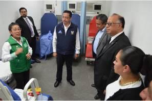 """La UPFIM en coordinación con la Secretaría de Salud de Hidalgo, inauguraron la """"Feria de la Salud 2018"""""""