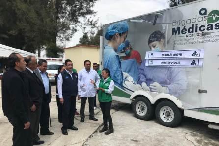 """La UPFIM en coordinación con la Secretaría de Salud de Hidalgo, inauguraron la """"Feria de la Salud 2018""""4"""