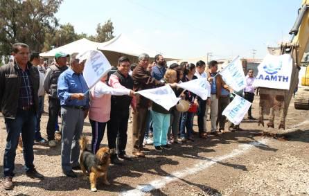 Mejoran servicio de Agua Potable en la comunidad de El Mío Cid en Tizayuca4