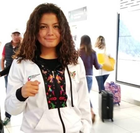 Merari Ramírez es convocada a la academia CONADE de TKD