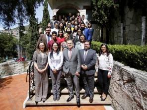 Movilidad educativa da proyección internacional a UAEH 1