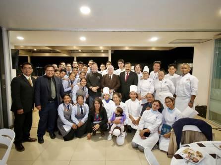 Orienta chef Klaus Tenbergen a alumnos de UAEH en sinfonía de sabor3