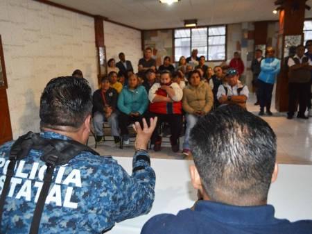 Participación de la ciudadanía, fundamental para prevenir y combatir delitos1