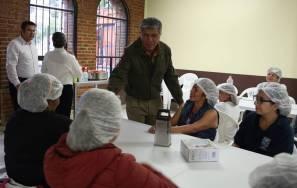 Ponen en marcha cursos y talleres de HABITAT en Tizayuca1