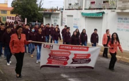 Promueve cultura Escuela Superior de Ciudad Sahagún de UAEH