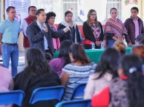 Promueve Mineral de la Reforma conferencias para padres en planteles escolares 2