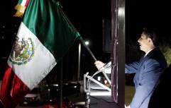 Realiza Raúl Camacho Baños tradicional Grito de Independencia en Pachuquilla, San Guillermo La Reforma y La Higa 7