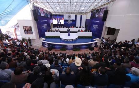 Rinde Raúl Camacho Baños Segundo Informe de Gobierno 6