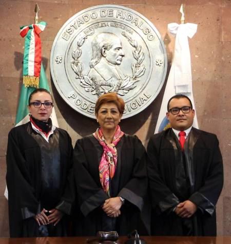 Rinden protesta dos nuevos jueces del Sistema Acusatorio y Oral1