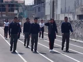 Se preparan escuelas para desfile de 16 de septiembre1