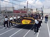 Se preparan escuelas para desfile de 16 de septiembre2