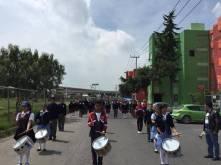 Se preparan escuelas para desfile de 16 de septiembre3