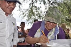 SEMARNATH atiende demanda ambiental en Tasquillo