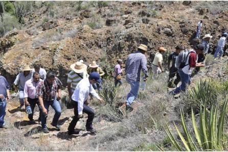 SEMARNATH atiende demanda ambiental en Tasquillo4