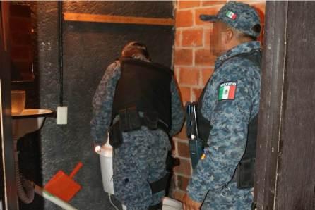 Supervisa Fuerza Especial Conjunta bares de Tulancingo4