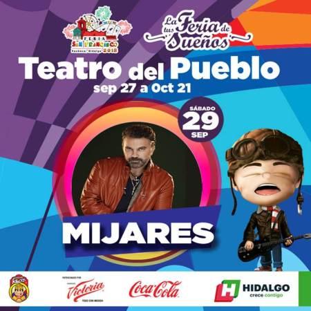 Teatro del pueblo 29 septiembre