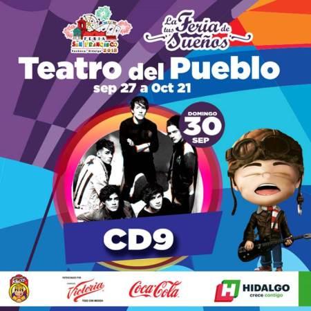 Teatro del pueblo 30 septiembre
