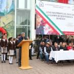 Tizayuca celebra el CCVIII Aniversario del Inicio de la Independencia de México2