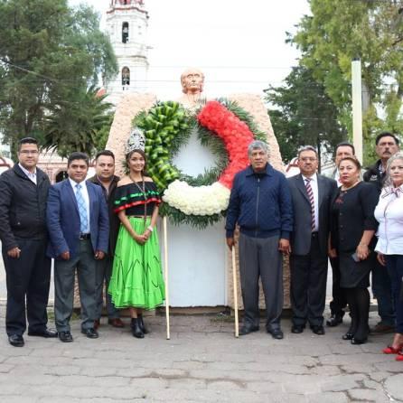 Tizayuca celebra el CCVIII Aniversario del Inicio de la Independencia de México3