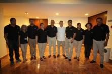Académicos eligen a Octavio Castillo como nuevo líder del SPAUAEH4