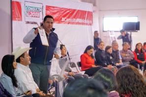 Aplican la Consulta PRI 2018 a la estructura partidista de Mineral de la Reforma