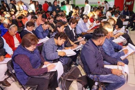 Aplican la Consulta PRI 2018 a la estructura partidista de Mineral de la Reforma3
