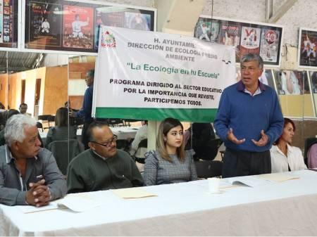 """Arranca en Tizayuca el programa ambiental """"La Ecología en tu Escuela""""1"""