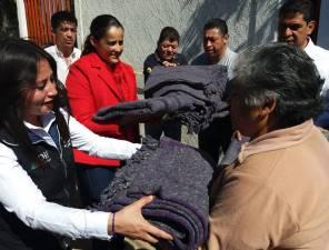 """Arranca programa plan invernal """"Abrigo 2018"""" en Santiago Tulantepec4"""