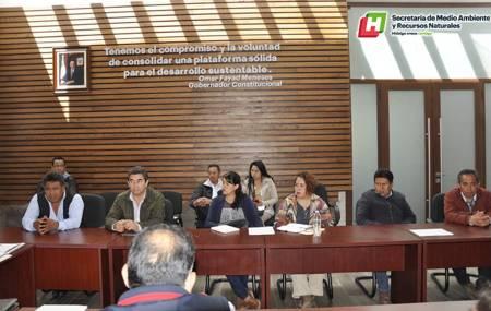 Autoridades de los tres órdenes de gobierno atienden situación ambiental en la presa La Estanzuela2