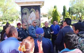 Autoridades Policiales y ciudadanía trabajarán de manera conjunta para mejorar la Seguridad Pública de Tizayuca1