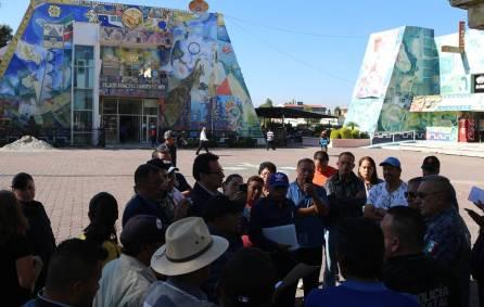 Autoridades Policiales y ciudadanía trabajarán de manera conjunta para mejorar la Seguridad Pública de Tizayuca3