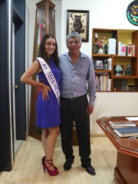 Ayuntamiento de Tizayuca-DIF y Miss Teen Intercontinental Hidalgo, juntos por una noble causa