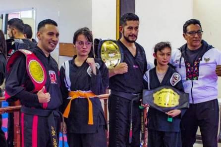Campeón y seleccionado nacional de artes marciales imparte capacitación en Ciudad Sahagún