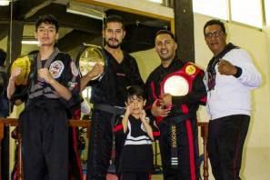 Campeón y seleccionado nacional de artes marciales imparte capacitación en Ciudad Sahagún3