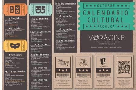 Cartelera octubre, Voragine