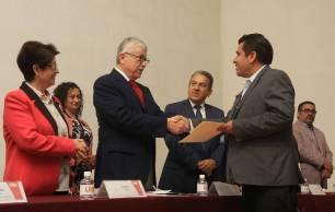 Concluye IX Reunión de Cátedra Patrimonial en Bioética en UAEH1