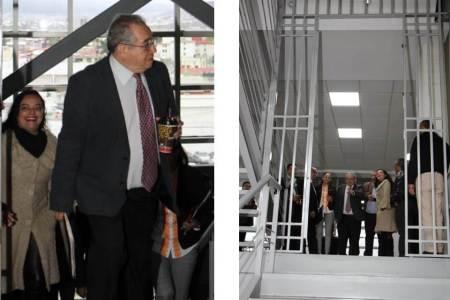 Congreso de puertas abiertas, transparente y apegado a la legalidad, Ricardo Baptista