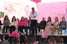 Conmemoran en Tizayuca el Día Internacional de la Lucha contra el Cáncer de Mama5