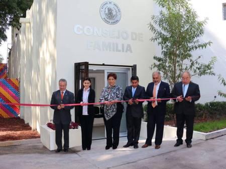 Consejo de Familia tiene nuevas instalaciones en Tepeji1