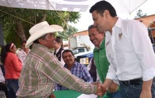 Daniel Jiménez realizó gira de trabajo por Chapantongo6